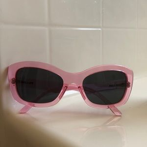 Pink shades / Prada in great condition